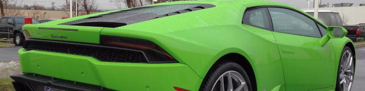 WordPress Tutorial For Speed Optimization - Lamborghini Huracan LP610-4 1 - Optimized Featured Image